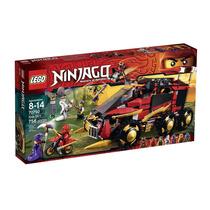 Ninjago Lego Ninja Db X