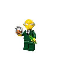 Lego 71009 Simpson Minifigures Montgomery Burns