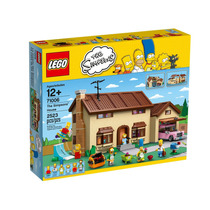 Lego The Simpsons 71006 The Simpsons House!!!