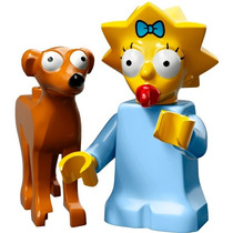 Lego Minifigures Simpson Serie 2 Maggie Simpson