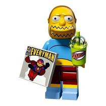 Lego Minifigures Simpson Serie 2 Comic Book Man