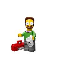 Lego 71009 Simpson Minifigures Ned Flanders