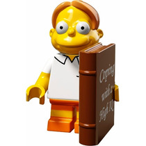 Martin Prince Simpsons Lego Serie 2