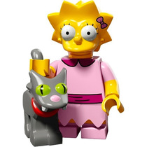 Lego Minifigures Simpson Serie 2 Lisa Simpson