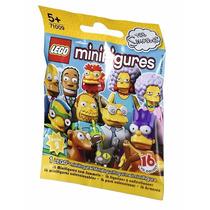 Figuras Originales De Los Simpsons Lego Sobres Cerrado