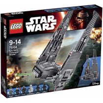 Kylo Ren´s Command Shuttle 75104 Lego