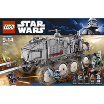 Lego Star Wars Clone Turbo Tank Modelo 8098