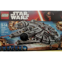 Star Wars Lego 2015 Millenium Falcon 75105 Halcon Milenario