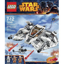 Lego Star Wars Snowspeeder , Modelo 75049