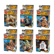 Figuras Star Wars Lego Compatible, R2d2