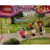 Lego Friends 30202 Olivia Puesto Comida Polybag