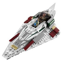 Lego Star Wars Mace Windu De Jedi Starfighter (7868) - Extre