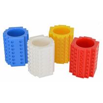 Vasos Tequileros Con Diseño De Bloques Como Lego