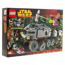 Star Wars Episodio Iii Lego Clone Turbo Tank # 7261