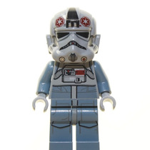 Lego Star Wars Minifiguras Luke Skywalker R-5 D8 At-at Drive