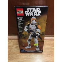 Lego Star Wars Clone Commander Copy 75108 Con 82 Piezas