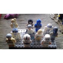 Lego Figuras De Star Wars.