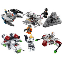 5microfighters Star Wars X-wing Vulture Droid Star Destroyer
