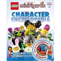 Lego Minifigures Character Encyclopedia (libros Lego)