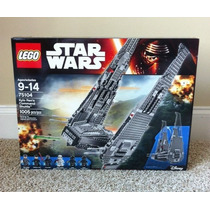Lego 75104 Star Wars Kilo Ren´s Command Shuttle