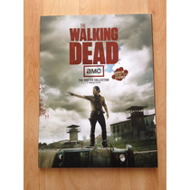 Libro C 40 Posters De Colección The Walking Dead 40 X 30 Cm.