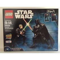 Lego Star Wars 2 En 1 Battle Pack Skywalker Vs Darth Vader