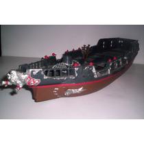 Barco Pirata Megabloks Lego Perla Negra Refaccion Pieza