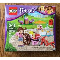 Lego Friends 41030 Olivia Bicicleta De Helados