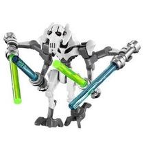 Lego Star Wars - General Grievous Blanco Minifigure 2014