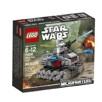 Lego Star Wars Microfighters Serie 1 Clone Turbo Tank (75028