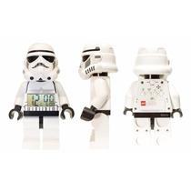 Reloj Lego Star Wars Stormtrooper Minifigure