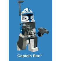 Capitán Rex - Lego Star Wars Minifigure