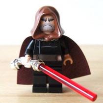 Lego Star Wars Minifigura - Count Dooku - Año 2009