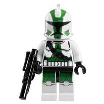 Lego Star Wars The Clone Wars - Comandante Gree Con Blaster