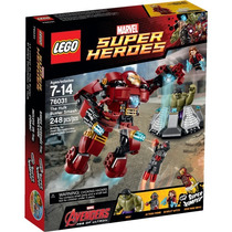 Lego Super Heroes The Hulk Buster Smash Modelo 76031