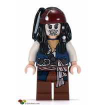 Lego Jack Sparrow Piratas Del Caribe 4181 Legobricksrfun