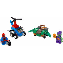 Lego Super Héroes 76064: Mighty Micros: Spider-man Vs Duende