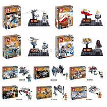 Increibles Naves De Starwars Compatibles Figuras Lego