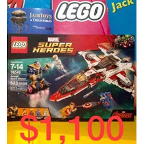 Lego 76049 Avengent Space Mission