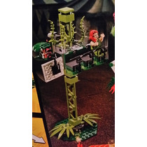 Batman Lego Poison Ivy Hiedra Venenosa