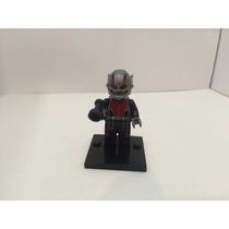 Ant Man Casco Gris Compatible Lego