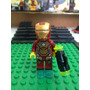 Iron Man Arma Marvel Avenger Compatible Lego