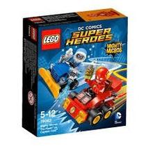 Lego Heroes 76063 Mighty Micros Flash Vs Capitán Frío