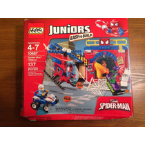 Lego 10687 Juniors Spiderman Hideout