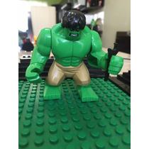 Hulk Avengers Julk 7cm Compatible Lego
