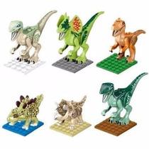 Set Jurasicc World Lego 6 Diferentes Oferta Buen Fin!!