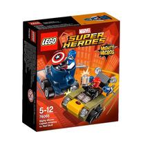 Lego Super Heroes: Captain America Vs Red Skull 76065
