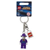 Llavero Original Lego Superheroes The Joker Guason