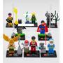 Figuras Compatibles Con Lego Superheroes Liga De La Justicia