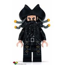 Lego Barba Negra Piratas Del Caribe 4195 Legobricksrfun